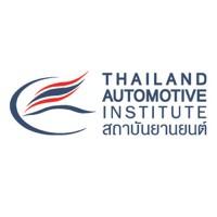 THAILAND AUTOMOTIVE INSTITUTE
