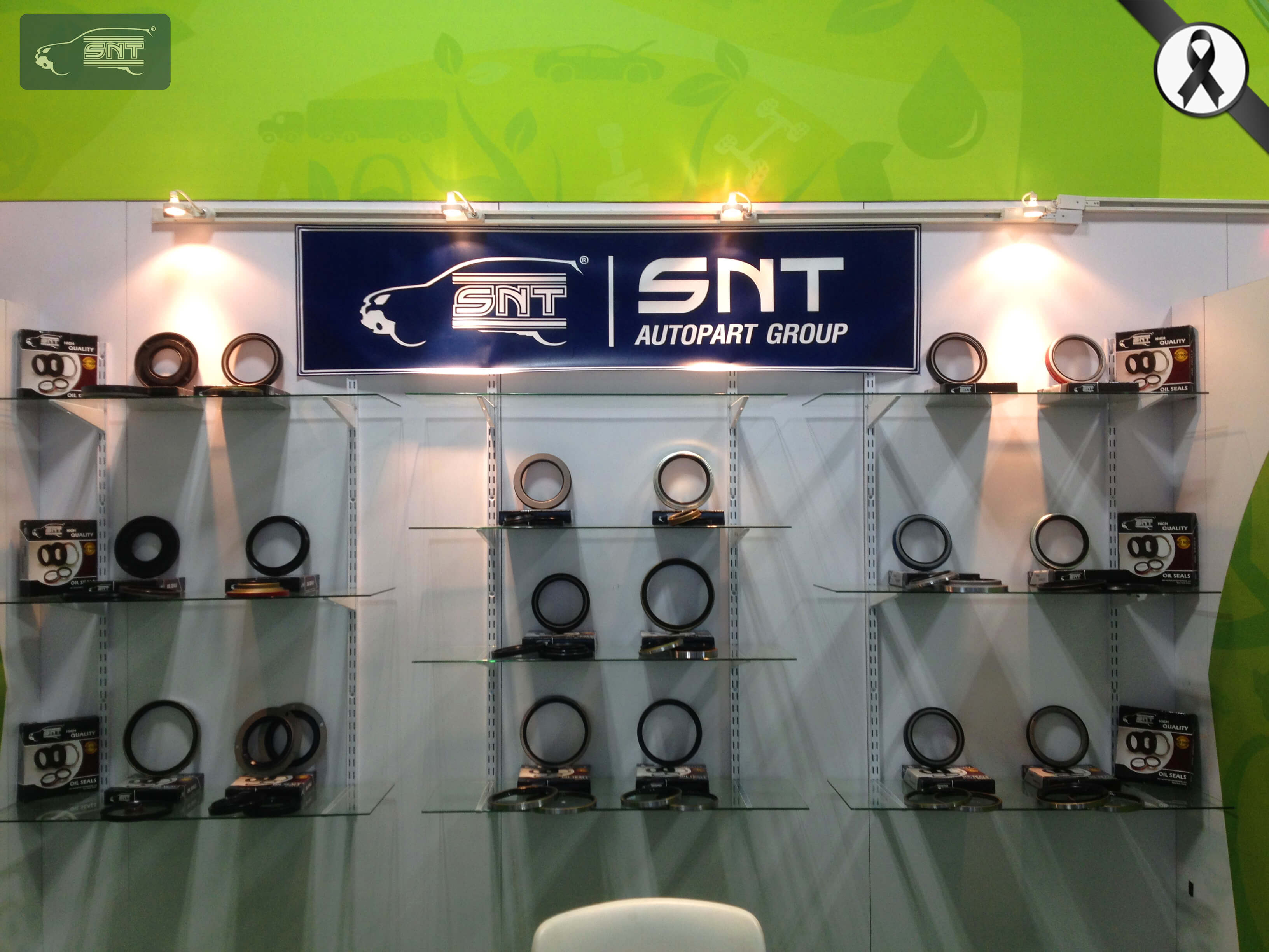 SNT successfully exhibit at AAPEX 2016, in Las Vegas, Nevada, USA.